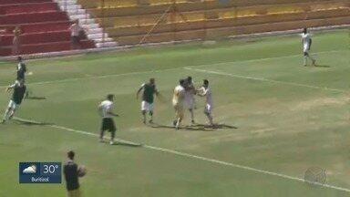 Barretos vence o Osasco e fica próximo do acesso no Campeonato Paulista - Touro do Vale tem vantagem no jogo de volta e pode perder por até um gol de diferença.