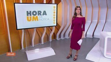 Hora 1 - Edição de terça-feira, 23/04/2019 - Os assuntos mais importantes do Brasil e do mundo, com apresentação de Monalisa Perrone