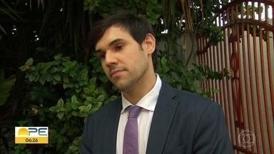 Advogado explica como funciona contrato de namoro - Ytallo Albuquerque detalha a diferença de namoro e união estável.