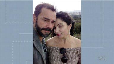 Marido, suspeito de matar a mulher está foragido - A polícia investiga a morte da advogada de 42 anos que foi encontrada morta em casa, depois de uma discussão com o marido, em Curitiba.