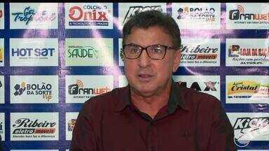 Altos também tem novo técnico e fala sobre desafio de comandar o Jacaré - Altos também tem novo técnico e fala sobre desafio de comandar o Jacaré