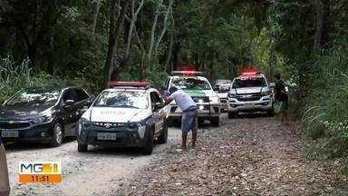 Suspeitos de matar vigilantes em Governador Valadares estão foragidos - Dois vigilantes foram mortos a tiros neste sábado (20).