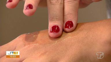 'Faz Bem': veja dicas e saiba quais alimentos ajudam no combate da pele seca - 'Faz Bem': veja dicas e saiba quais alimentos ajudam no combate da pele seca