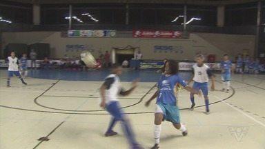 Inscrições para a 17ª Copa TV Tribuna de Futsal Escolar seguem até quarta-feira (24) - Competição será realizada entre os dias 11 de maio e 1º de junho.