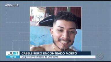 Cabeleireiro é encontrado morto no bairro da Sacramenta em Belém - Lucas da Silva Santos estava degolado.