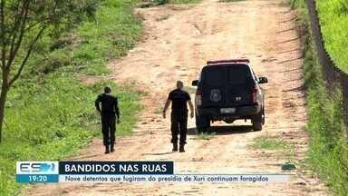 Nove detentos fogem de presídio do Xuri, em Vila Velha, ES - A fuga aconteceu no início da noite de segunda-feira (22). Até o momento, nenhum fugitivo foi localizado.