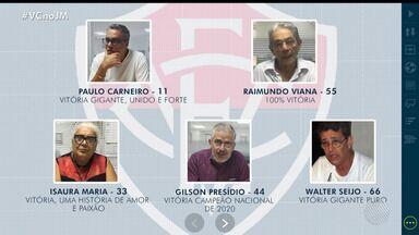 Eleições para presidência do Vitória acontecem nesta quarta-feira (24) - Veja os destaques do rubro-negro baiano.