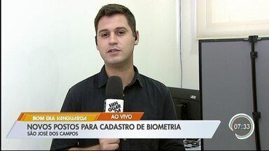 Justiça eleitoral abre três novos postos para cadastro biométrico em São José - Saiba onde são.