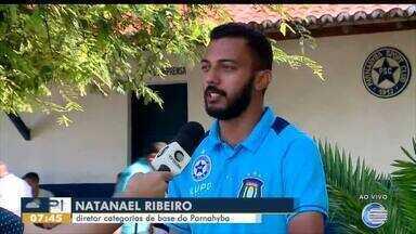 Time sub-19 do Parnahyba embarca para Campo Maior para enfrentar o Comercial - Time sub-19 do Parnahyba embarca para Campo Maior para enfrentar o Comercial