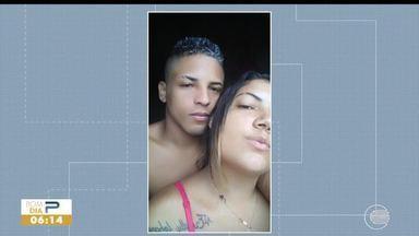 Namorada de homem que matou mototaxista é presa por suspeita de envolvimento - Namorada de homem que matou mototaxista é presa por suspeita de envolvimento