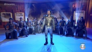Paulinho Moska e Vera Holtz estão em musical que homenageia Raul Seixas - Atores interpretam 25 músicas de Raul no musical 'Merlin e Arthur, Um Sonho de Liberdade'