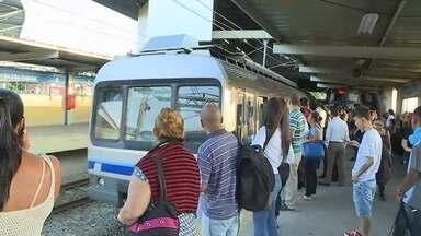 Apesar da Justiça ter autorizado aumento de tarifa, metrô de BH continua com valor antigo - TRF1 autorizou o aumento da passagem de FR 1,80 para R$ 3,40.