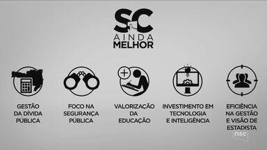 Nova fase do projeto 'SC Ainda Melhor', da NSC Comunicação, é apresentada em Florianópolis - Nova fase do projeto 'SC Ainda Melhor', da NSC Comunicação, é apresentada em Florianópolis
