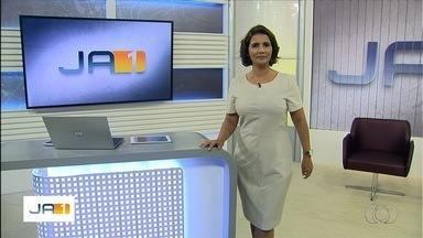 Confira os destaques do Jornal Anhanguera 1ª Edição desta quarta-feira (24) - Fuga da Casa de Prisão Provisória, em Aparecida de Goiânia, está entre os principais assuntos.