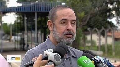 Fuga de presos da CPP de Aparecida de Goiânia é debatida por representantes penitenciários - Seis foram baleados e levados a hospital.