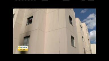 Incêndio destrói apartamento em Governador Valadares - Segundo o Corpo de Bombeiros, a estrutura do prédio não foi danificada.