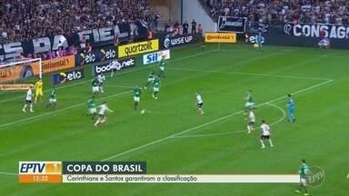 Corinthians vence e elimina a Chapecoense da Copa do Brasil - Após derrota em Santa Catarina, Timão se impôs e remontou placar em Itaquera.