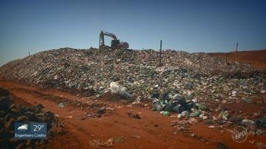 Gás produzido pelo lixo orgânico é transformado em eletricidade - Usina funciona na região de Ribeirão Preto e gera energia através de gases produzidos pelo lixo.