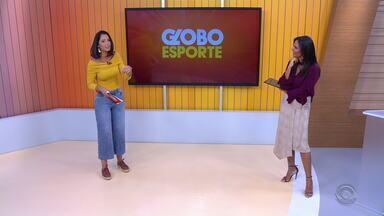 Confira destaques do Globo Esporte RS desta sexta-feira (26) - Assista ao vídeo.