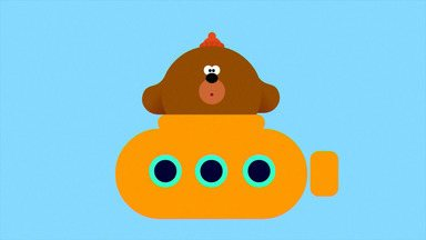 Duggee E O Distintivo Do Submarino
