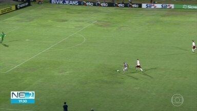 Santa Cruz é desclassificado da Copa do Brasil - Jogo ocorreu no Arruda, contra o Fluminense.