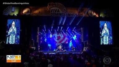 Festival Viva Dominguinhos anima Garanhuns com forró - Transmissão do último dia do evento acontece neste sábado (27), depois do Altas Horas.