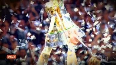 Crônica do Esporte: nos últimos 4 meses, sonhei com a gente vibrando e se emocionando - Thiago Oliveira mostra os principais acontecimentos do esporte através de uma crônica e fala especialmente do início do Brasileirão.