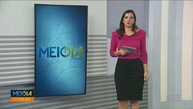 Carga de cigarros avaliada em R$ 1,5 milhão é apreendida em Ivaté - Caminhão estava abandonado em um terreno vazio.