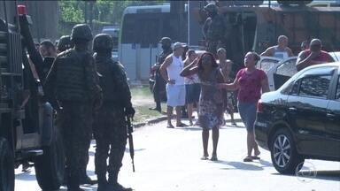 MP Militar pede soltura de nove militares acusados de matar motorista no Rio - O crime aconteceu no começo do mês. O carro de Evaldo Rosa e família foi atingido por mais de 80 tiros.