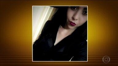 Polícia prende acusado de matar a esposa e ferir a sogra em Santa Catarina - Luana Rutzen tinha 22 anos e teve uma discussão com o marido Marcelo Carvalho. Ele, que já tinha sido condenado por homicídio, deu três tiros na esposa.