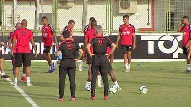 Athletico busca segunda vitória seguida no Brasileirão - Furacão quer manter boa fase diante do Fortaleza, no Castelão,