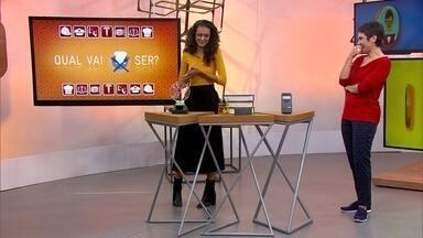 Engenharia Física, Pedagogia ou Economia? Qual vai ser?! - No sexto episódio do quadro Qual Vai Ser, vamos dar uma forcinha para a jovem Maria Victória na escolha da carreira.