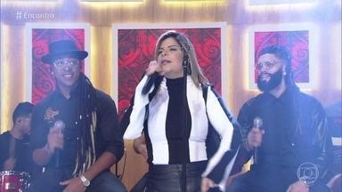 Paula Mattos canta 'Matéria de Amor' - Confira