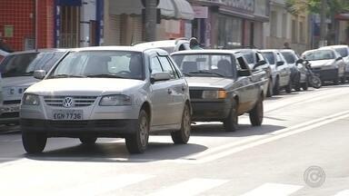 Campanha conscientiza sobre o trânsito no mês de maio - Ação visa reduzir a quantidade de mortes em acidentes durante o mês de maio na região de Itapetininga.