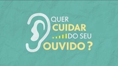 Como cuidar do ouvido - Não devemos introduzir nenhum objeto no ouvido para limpá-lo porque a cera não é sujeira.
