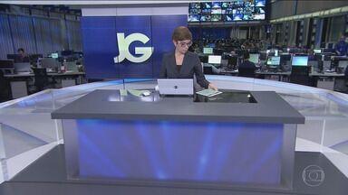 Jornal da Globo, Edição de segunda-feira, 06/05/2019 - As notícias do dia com a análise de comentaristas, espaço para a crônica e opinião.