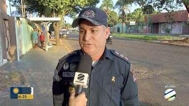 Bom Dia MS ouve passageiros sobre insegurança em pontos de ônibus de Campo Grande - Após reclamação de telespectadores, o Bom Dia MS foi ouvir quem usa o transporte público e a Polícia Militar.