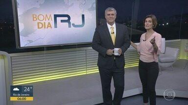 Bom Dia RJ - Edição de quarta-feira, 08/05/2019 - As primeiras notícias do Rio de Janeiro, apresentadas por Flávio Fachel, com prestação de serviço, boletins de trânsito e previsão do tempo.