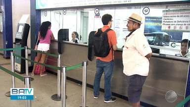 Passageiros reclamam do aumento das tarifas dos ônibus intermunicipais - Passagens tiveram reajuste médio foi de 3,3%.