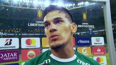 Após a vitória do Palmeiras, Gustavo Gómez diz estar ansioso para ser convocado para a Copa América - Após a vitória do Palmeiras, Gustavo Gómez diz estar ansioso para ser convocado para a Copa América