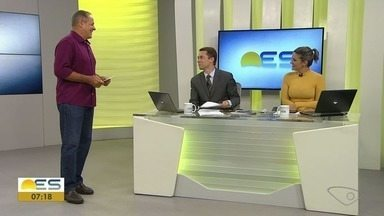 Comentarista esportivo Paulo Sérgio dá os destaques do futebol - Jogos aconteceram na noite desta quarta.