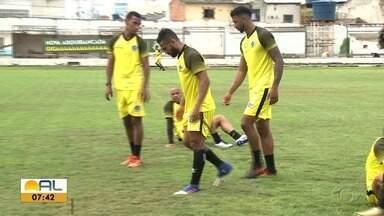 ASA tem quatro jogadores inscritos no BID da CBF - Atletas podem enfrentar o Vitória-PE nesse domingo.