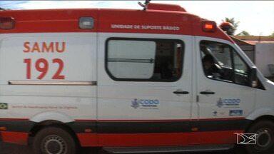 Falta de serviços de emergência preocupa população em Codó - Situação se complica quando o pedido de socorro envolve outros serviços de emergência, como o Corpo de Bombeiros e Serviço de Atendimento Móvel de Urgência (Samu).