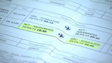 Clientes da Avianca tentam ressarcimento após cancelamento de voos - Há clientes de São José no prejuízo.