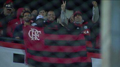 Flamengo perde chances incríveis, mas consegue empate e a classificação na Libertadores - Flamengo perde chances incríveis, mas consegue empate e a classificação na Libertadores