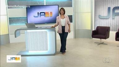 Veja os destaques do Jornal Anhanguera 1ª Edição de quinta-feira (9) - Servidor público de Aragoiânia é preso suspeito de fazer furtos em unidades de saúde da cidade.