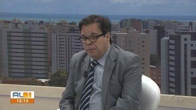 TJ-AL receberá demanda de grandes ações para responsabilizar a Braskem pelos danos - Presidente do Tribunal de Justiça de Alagoas, Tutmés Airan, falou ao AL1 nesta tarde.
