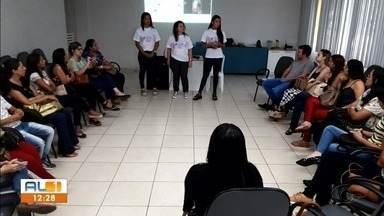 Semana 100% Mamãe Bebê 2019 acontece em Arapiraca - Programação vai contar com diversas ações em várias Unidades Básicas de Saúde.
