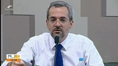 Ministro da Educação se posiciona em relação ao corte de verbas - Pronunciamento foi feito na última terça-feira (7) no Congresso Nacional.