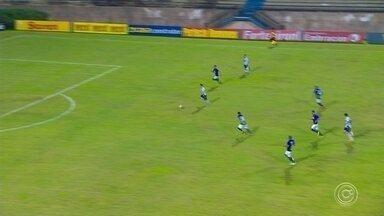 São Bento perde para o Botafogo-SP em Sorocaba - O Botafogo-SP venceu o São Bento por 1 a 0, na noite desta quinta-feira, em partida disputada no estádio Walter Ribeiro, em Sorocaba, e válida pela terceira rodada da Série B do Brasileiro.